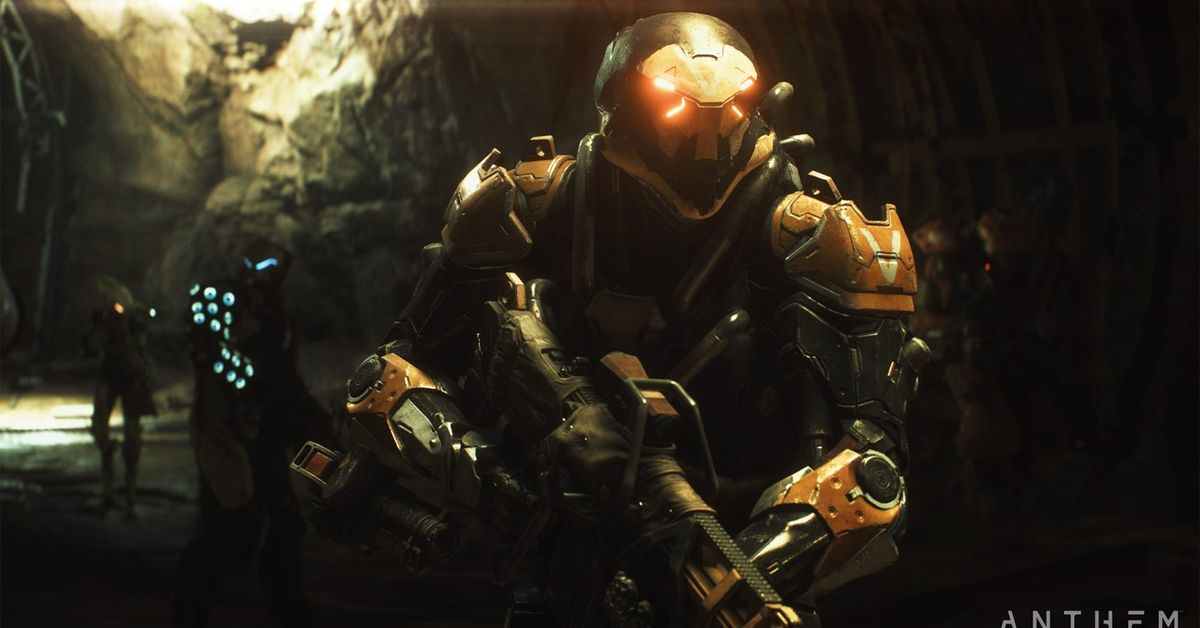 Anthem's best bug yet turns level one guns into the strongest weapons in the game