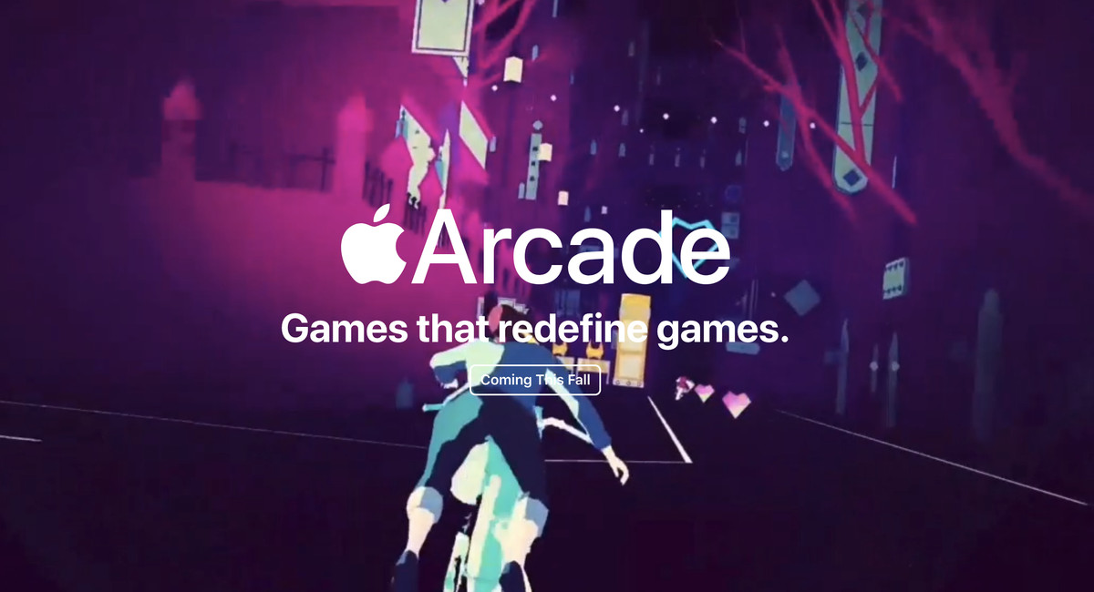 Apple Arcade wants to slay the free-to-play monster iOS helped create