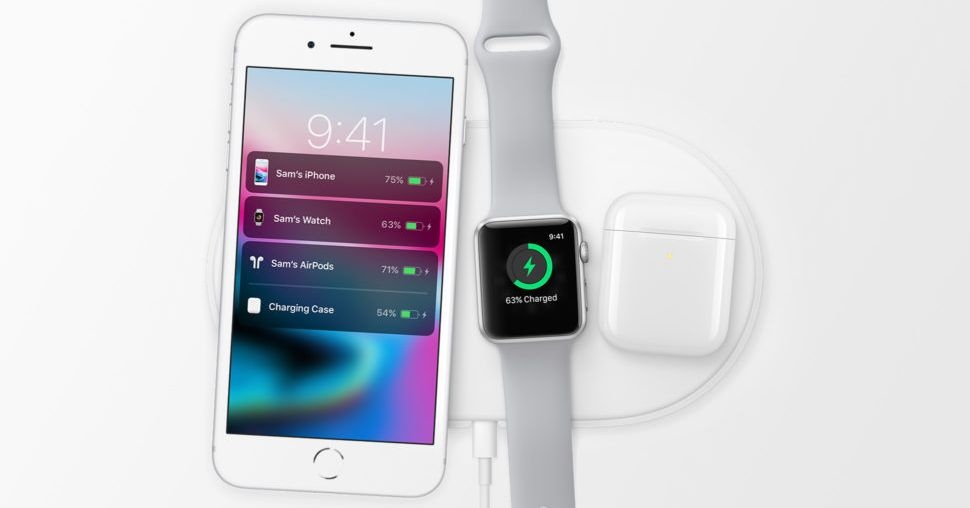 Apple cancels AirPower wireless charger