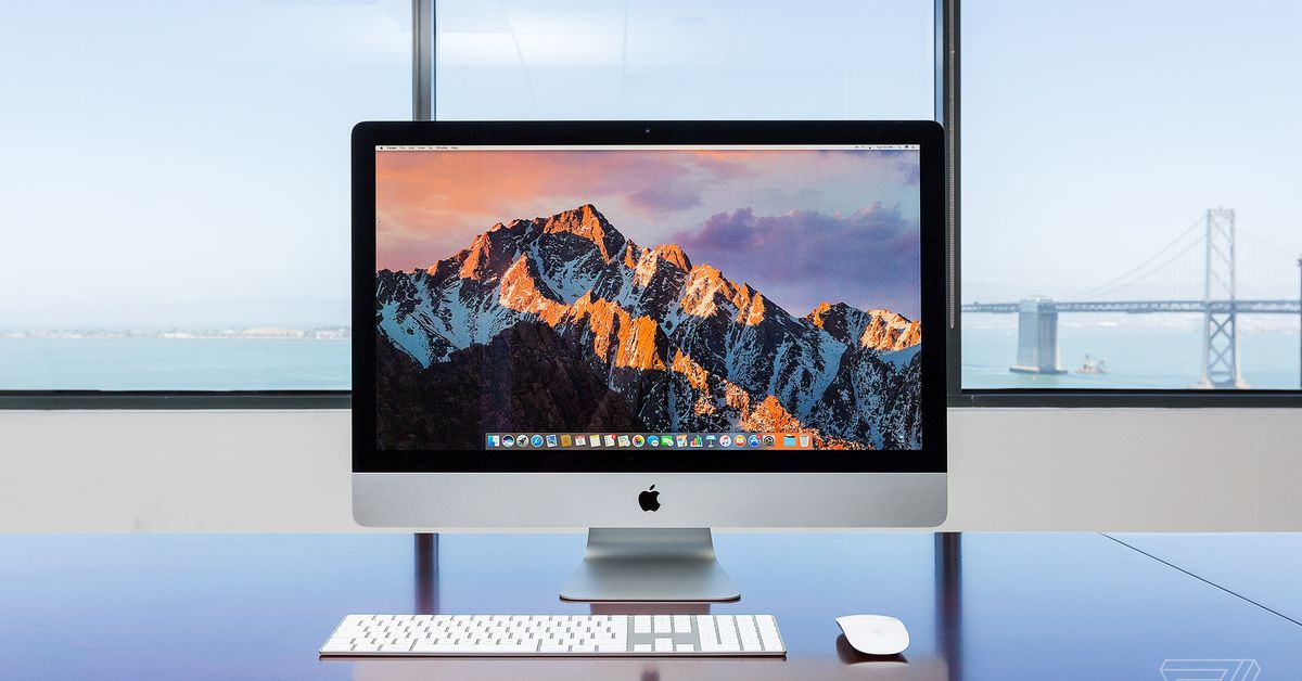 Apple updates iMacs with new Intel processors and AMD GPUs
