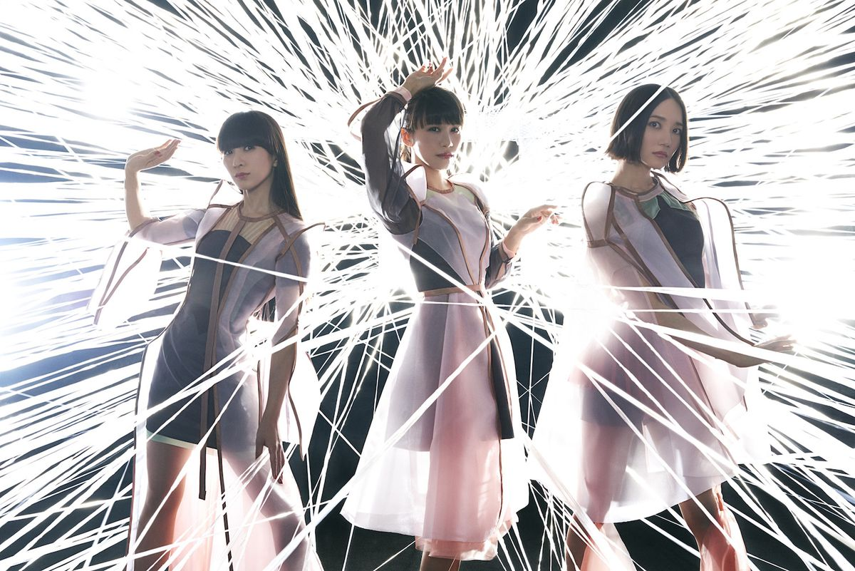 Behind the scenes with Perfume, Japan's most futuristic pop group