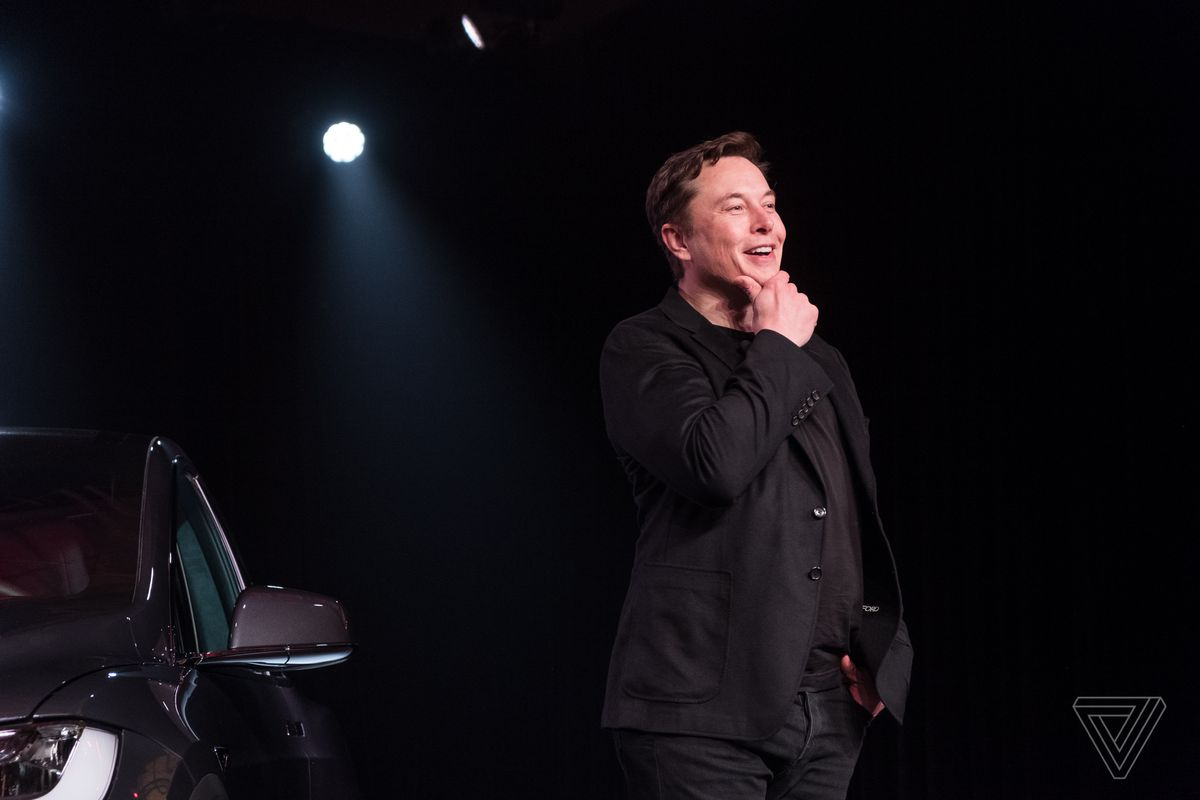 Elon Musk just announced the new Tesla Model Y