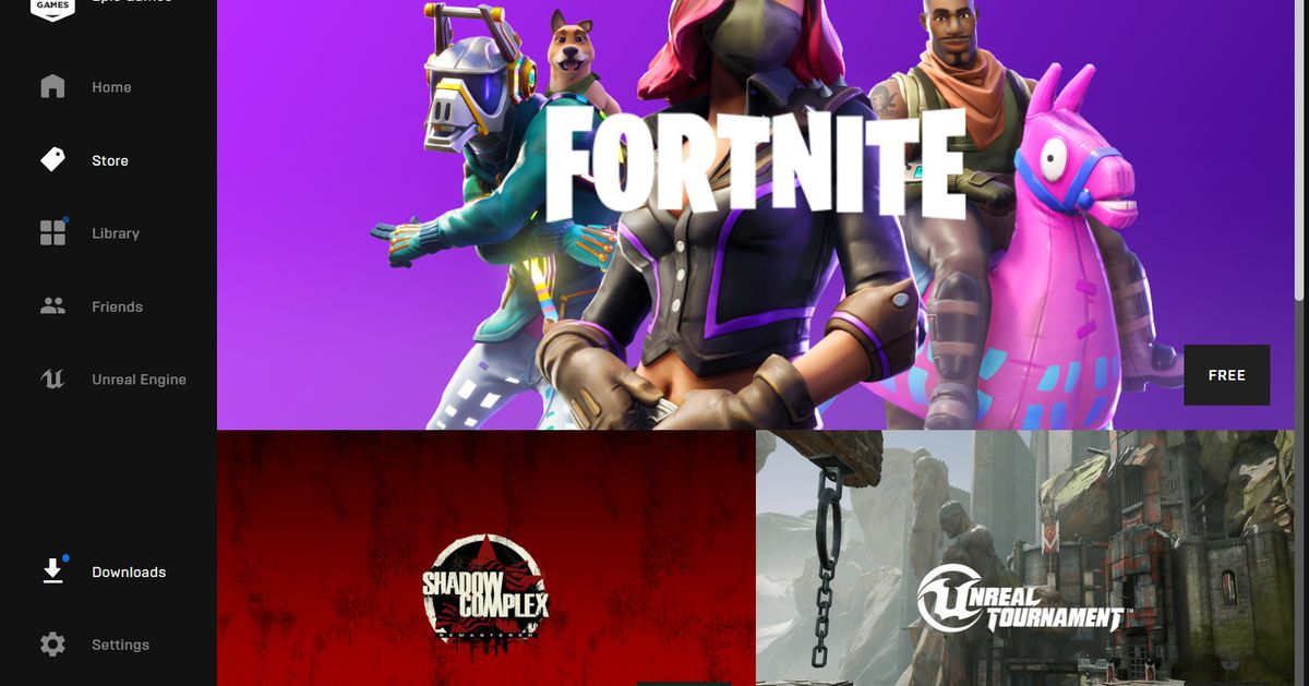 Epic Games Store chief says they'll eventually stop paying for exclusive PC games