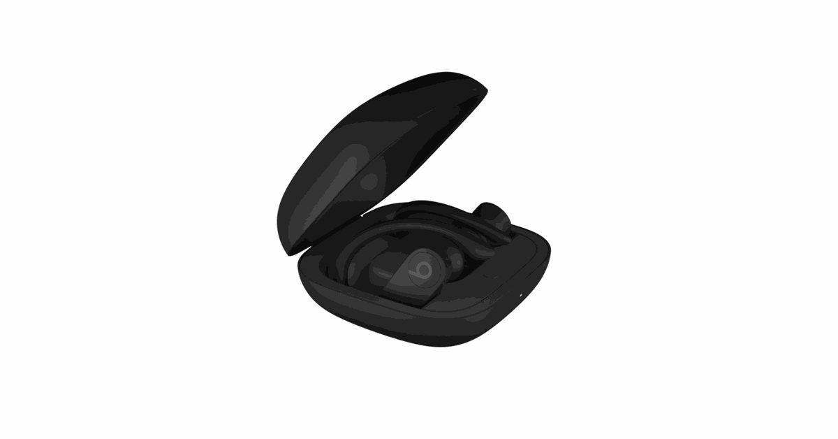 First pictures of Apple's truly wireless Powerbeats Pro leak