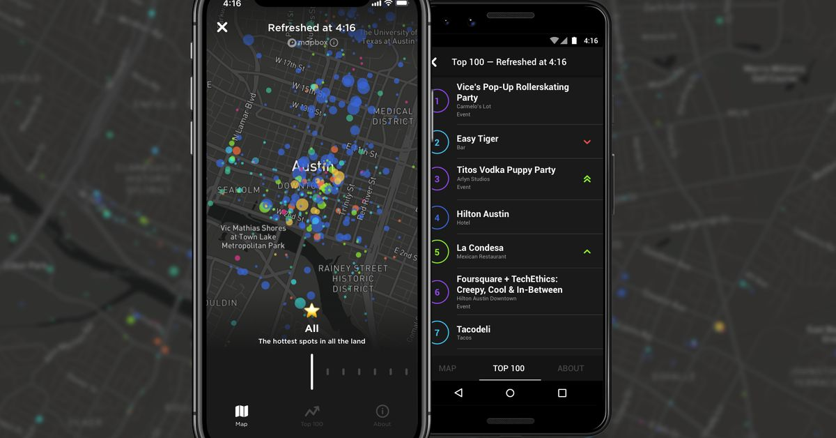 Foursquare's CEO really wants to know if his new phone-tracking feature is creepy or not
