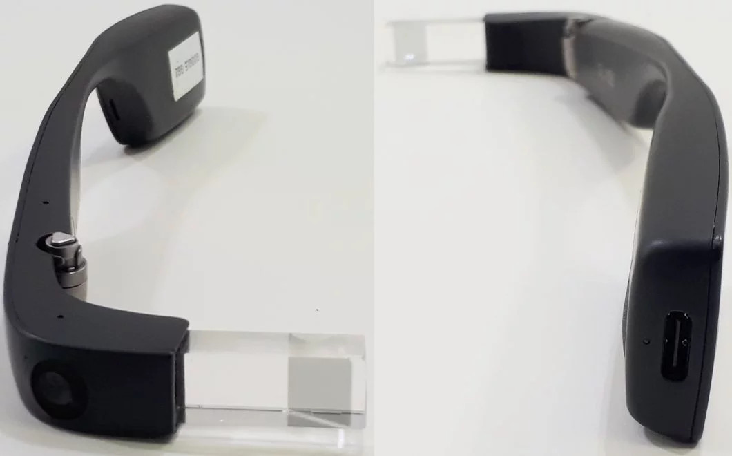 Google Glass' second-gen enterprise model leaks with updated specs and USB-C