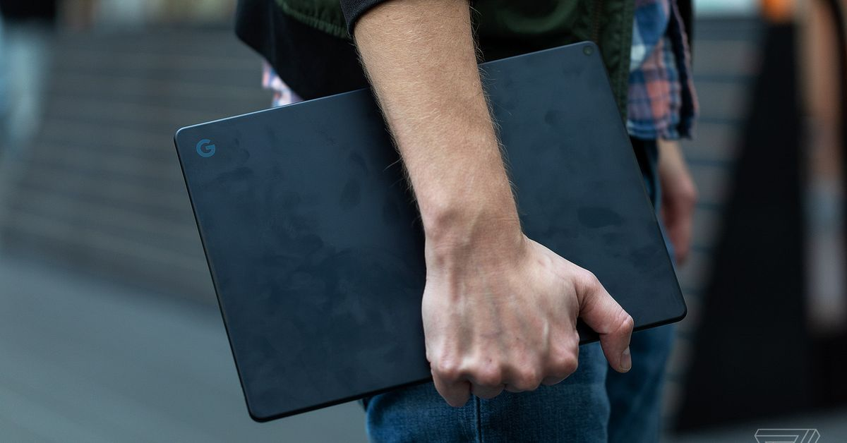 Google reportedly pulled 'dozens' of engineers off its laptop and tablet teams