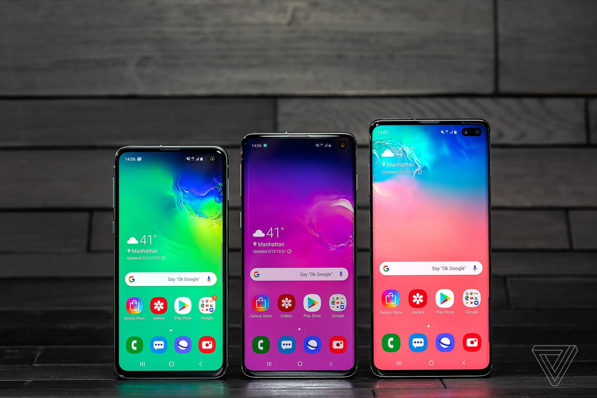 Here's where you can buy the Samsung Galaxy S10