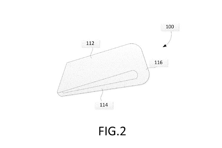 Looks like Google's thinking about a folding screen of its own