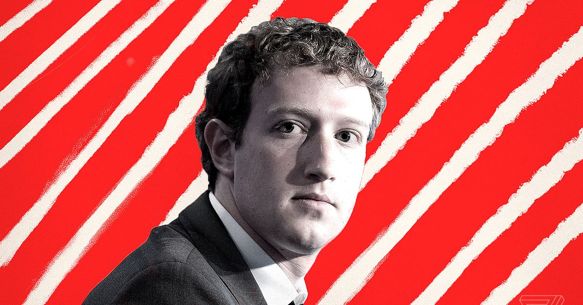 Mark Zuckerberg says the internet needs a 'more active role' for regulators