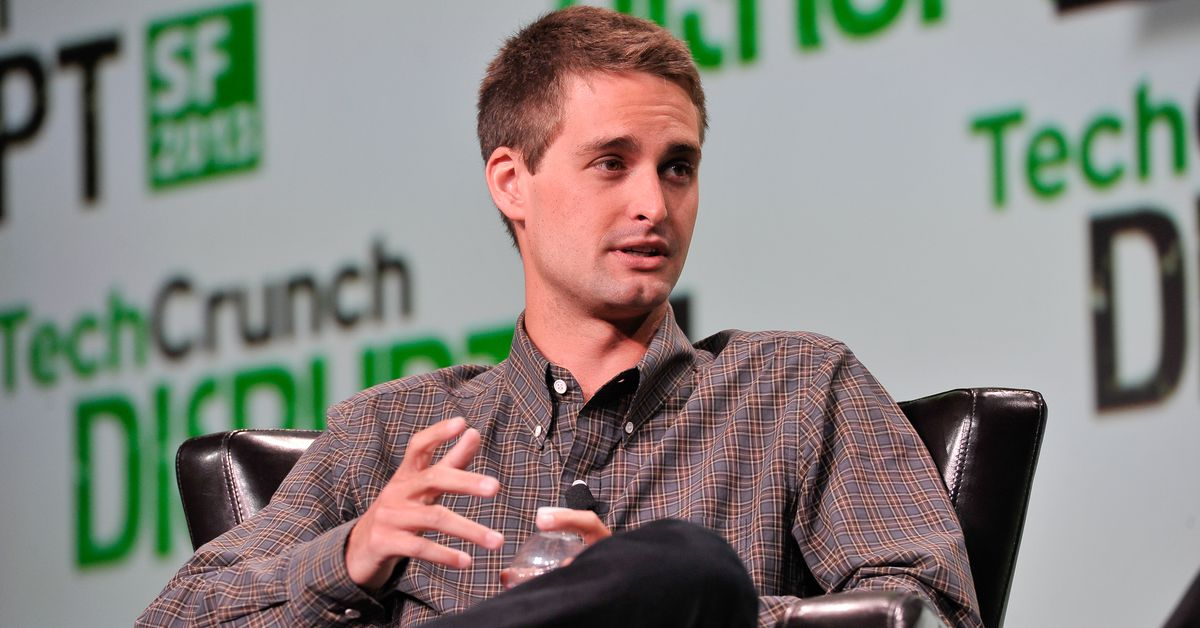 Snapchat's founding being turned into The Social Network-style series
