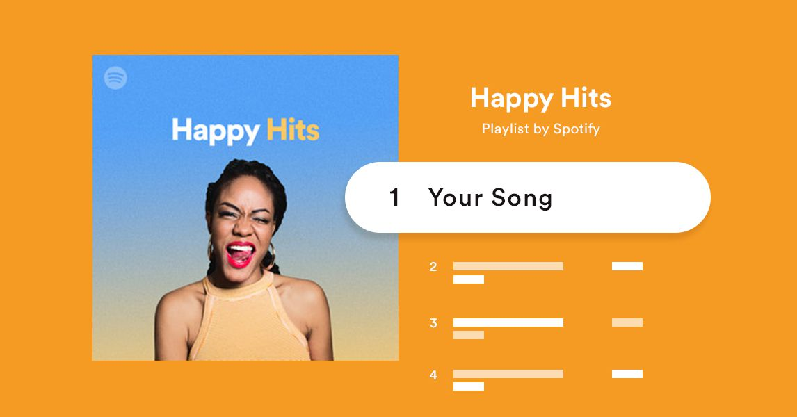 Spotify is personalizing more playlists to individual users
