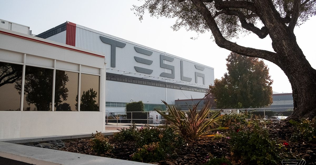 Tesla accuses self-driving startup Zoox and former employees of trade secret theft