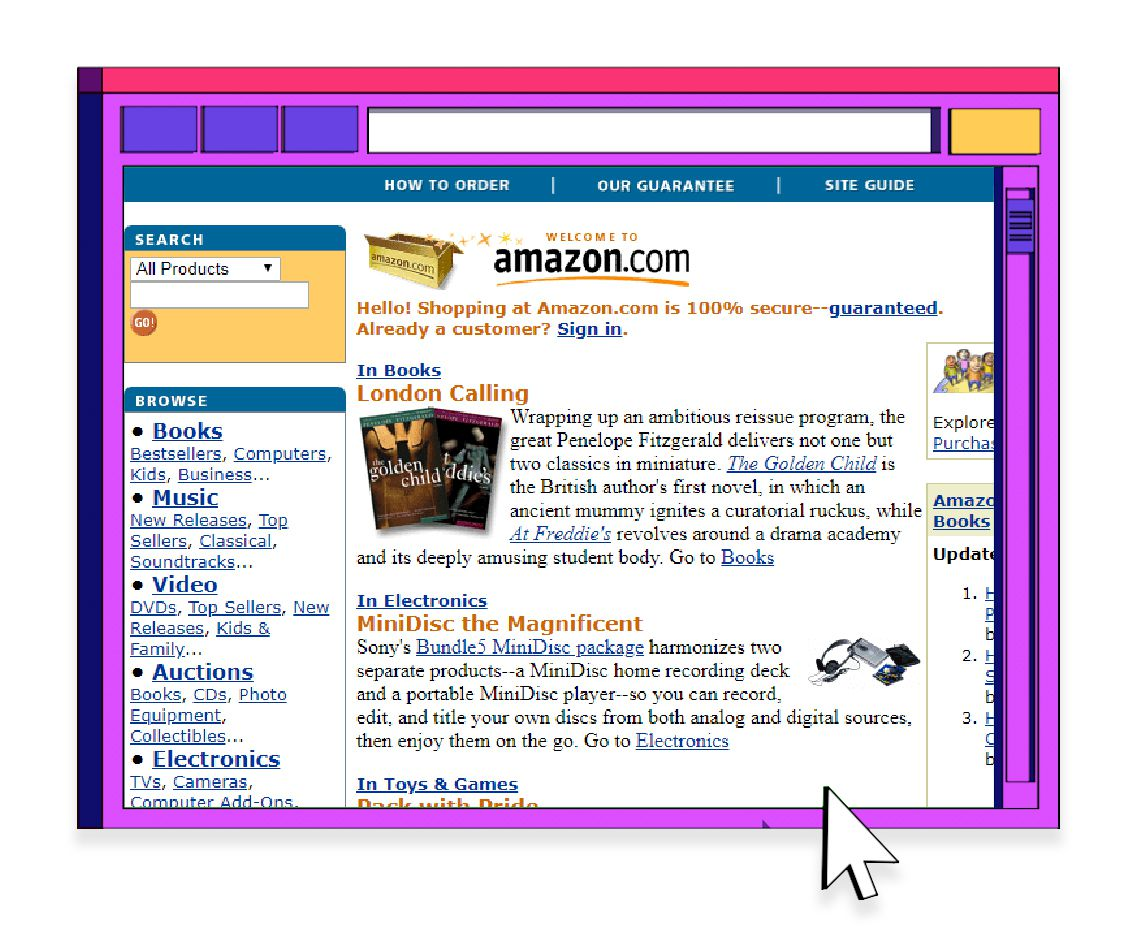 The World Wide Web turns 30: our favorite memories from A to Z