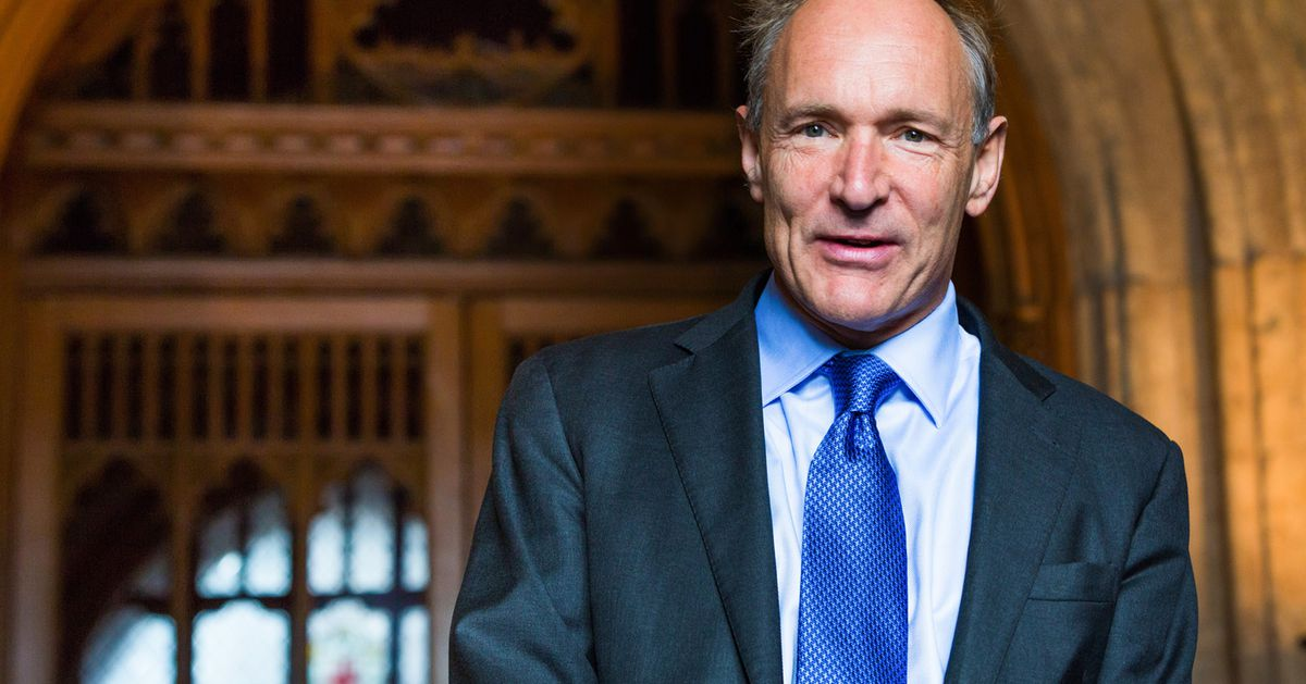 Tim Berners-Lee says we can still save the web