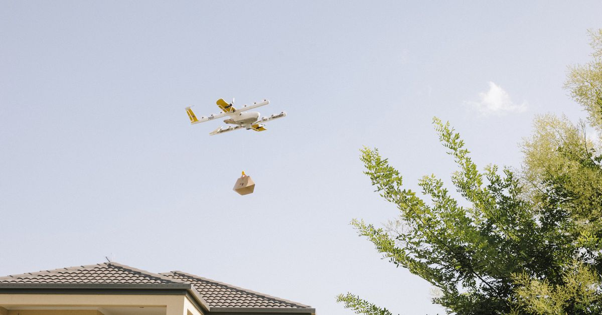 Alphabet's Wing drones get FAA approval to make deliveries in the US