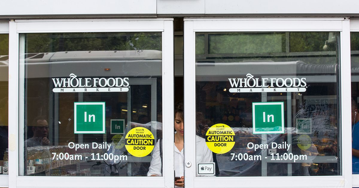 Amazon lowers prices again at Whole Foods for Prime subscribers