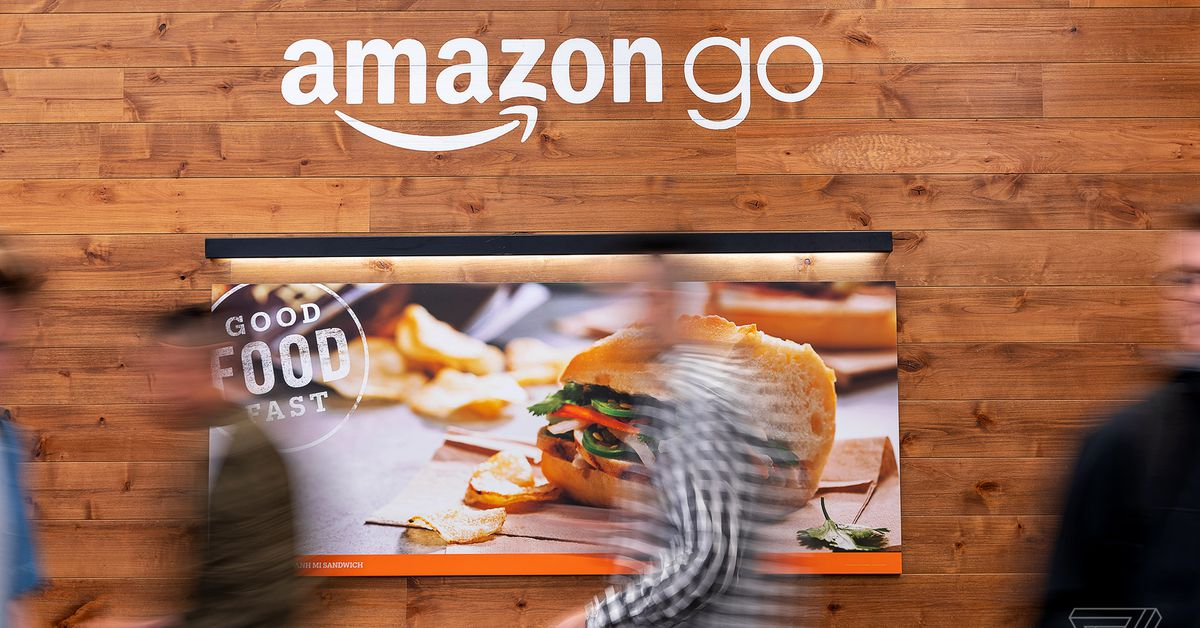 Amazon's automated stores will start accepting cash