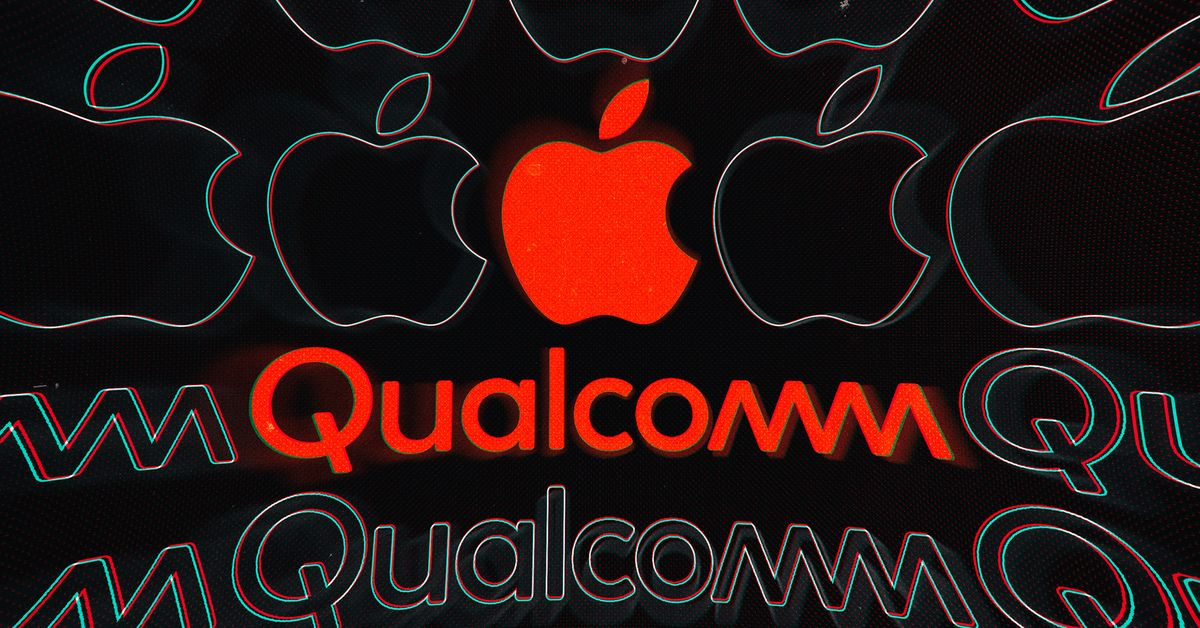Apple will try to tear apart Qualcomm's biggest business in court this week