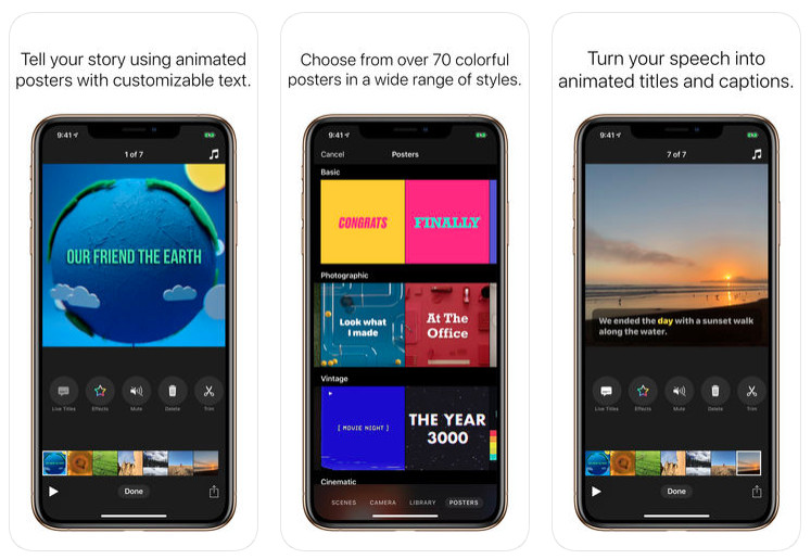 Apple's latest Clips update inches it closer to being a real video app