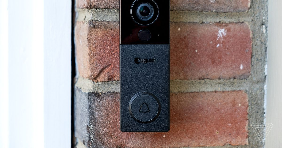 August stops selling View doorbell less than three weeks after launch