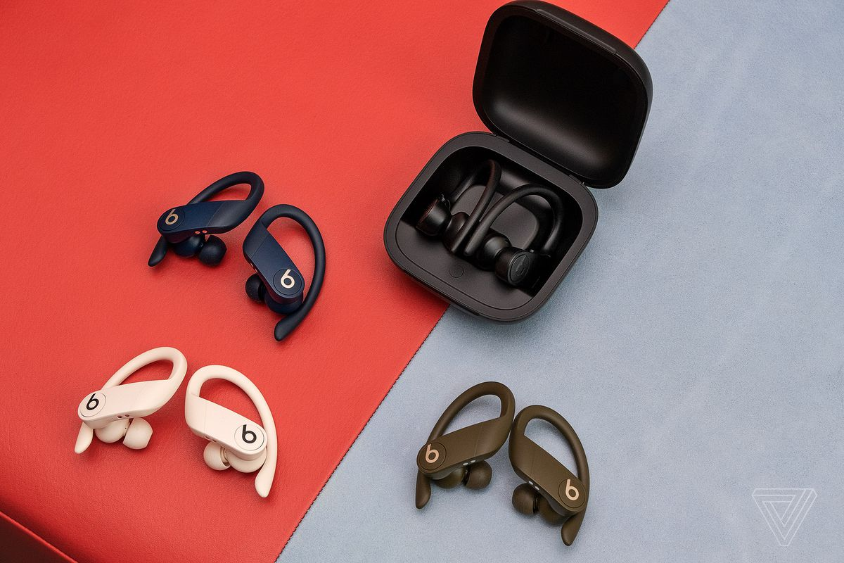 Beats' new Powerbeats Pro are AirPods with a longer battery life and better fit
