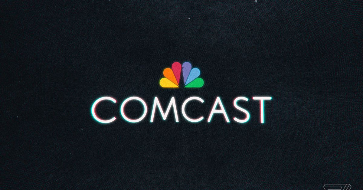 Comcast's broadband customers are using more of their monthly data than ever before