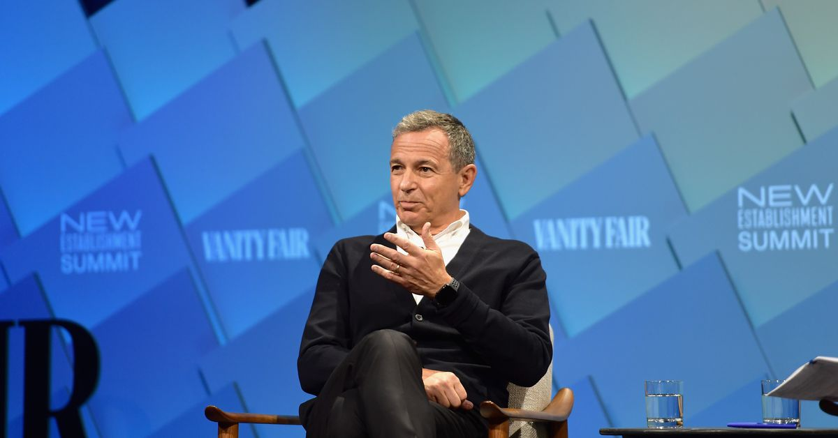 "Disney CEO calls social media a ""powerful marketing tool"" for extremism"