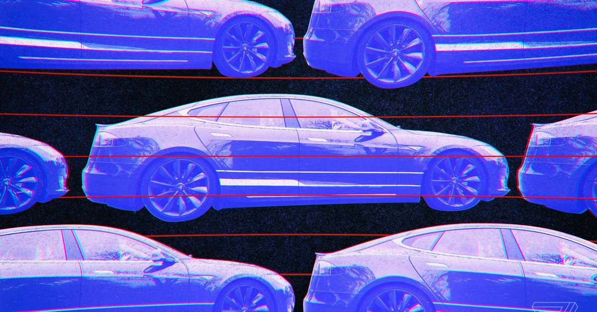 Elon Musk explains the camera inside Tesla's Model 3