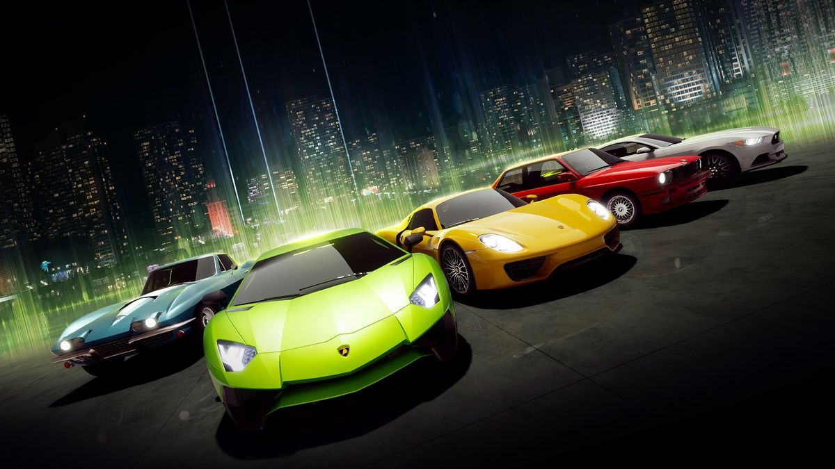 Forza Street is a new free-to-play racing game coming to Android, iOS, and PC