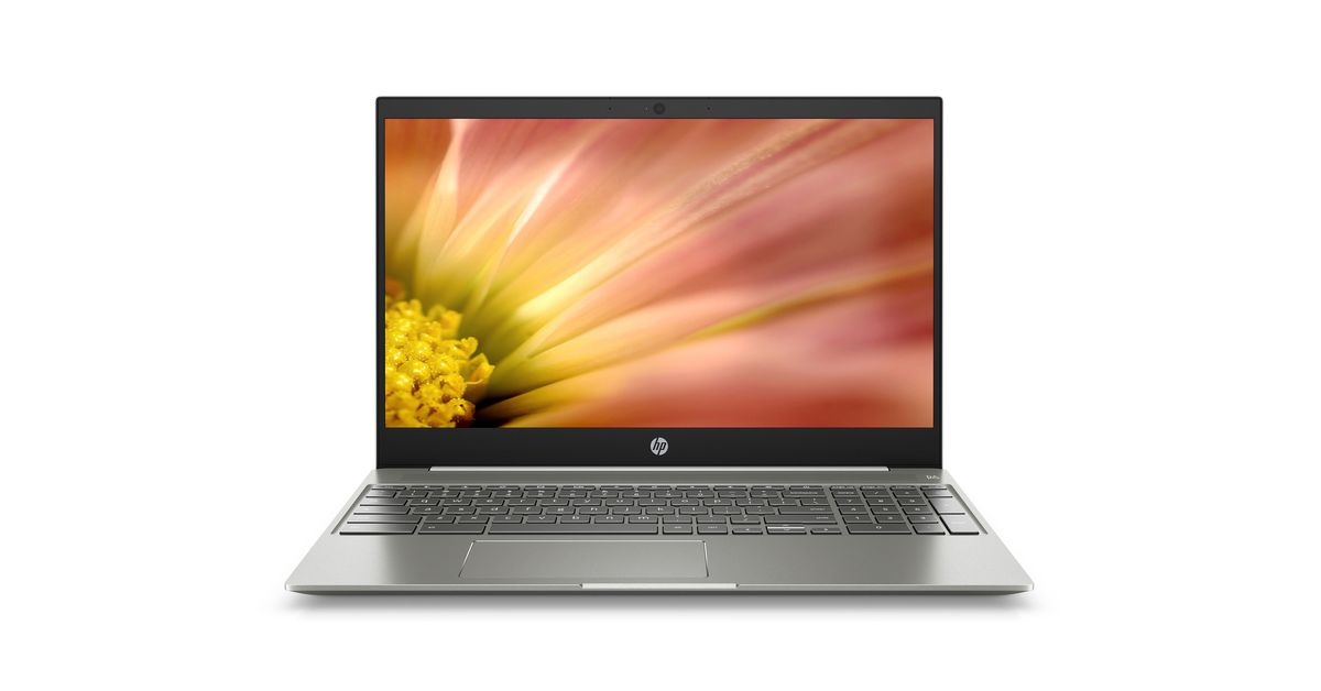 HP's first 15-inch Chromebook features a full-size keyboard and IPS touchscreen for $449