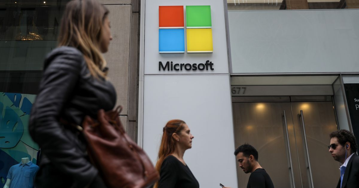 Microsoft workers shared dozens of sexual harassment stories on an internal email chain