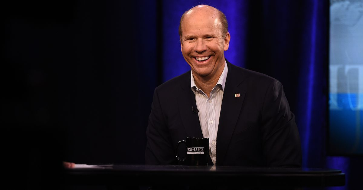 Presidential candidate John Delaney wants to create a Department of Cybersecurity