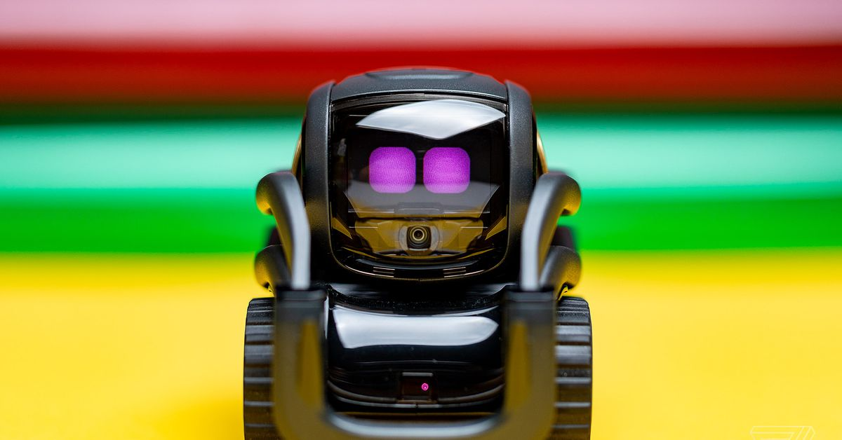 Robot toy company Anki is going out of business