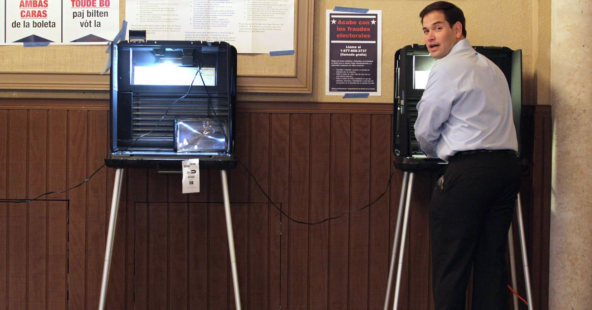 Russian hackers were 'in a position' to alter Florida county voting records: Marco Rubio