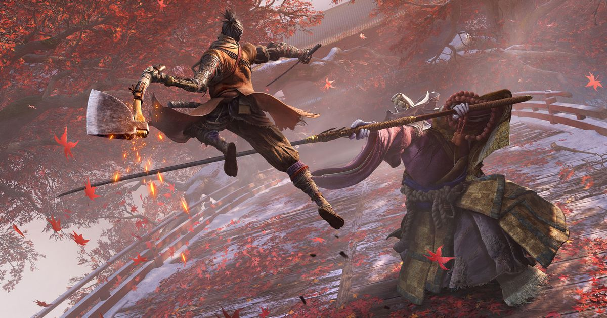 Sekiro's difficulty debate results in incredible 'you cheated not only the game' meme