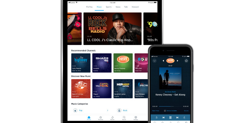 """SiriusXM launches new """"essential"""" streaming plan for only $8"""