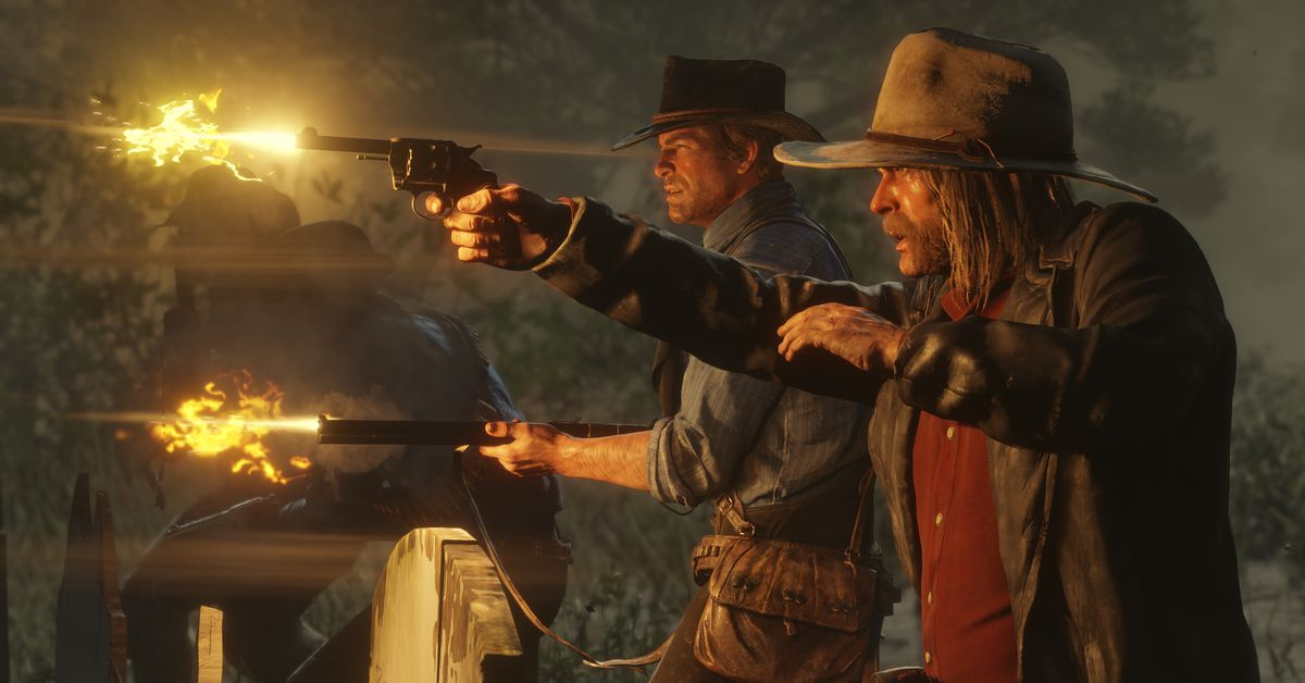 Take-Two dropped its lawsuit over Red Dead Redemption 2's Pinkerton agents