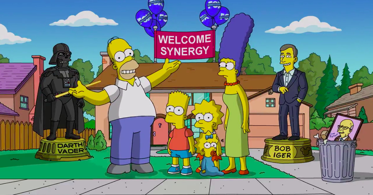 The Simpsons will stream exclusively on Disney+