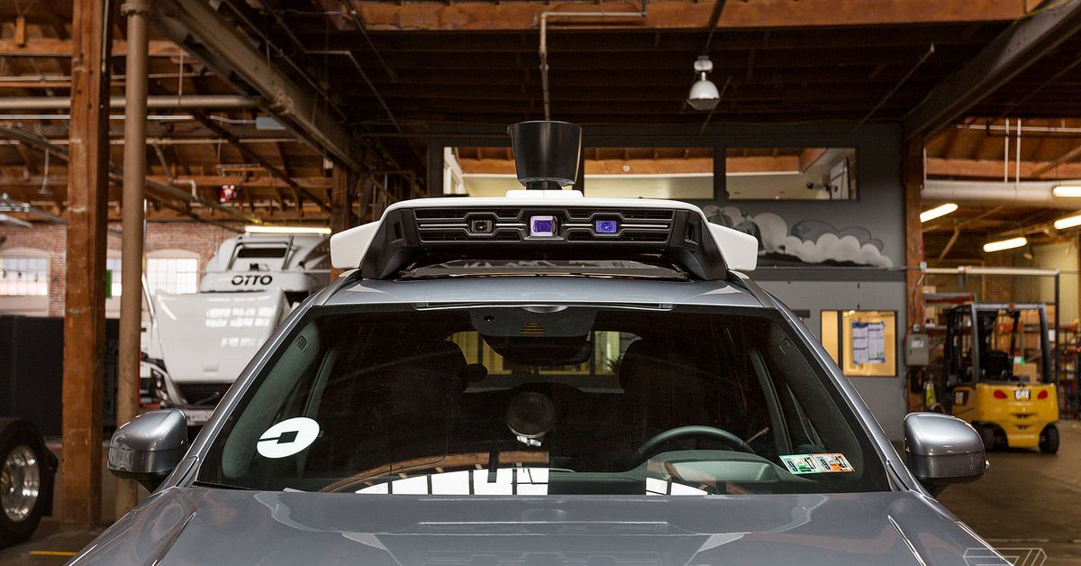 Uber's self-driving unit gets $1 billion investment from SoftBank and Japan's auto industry