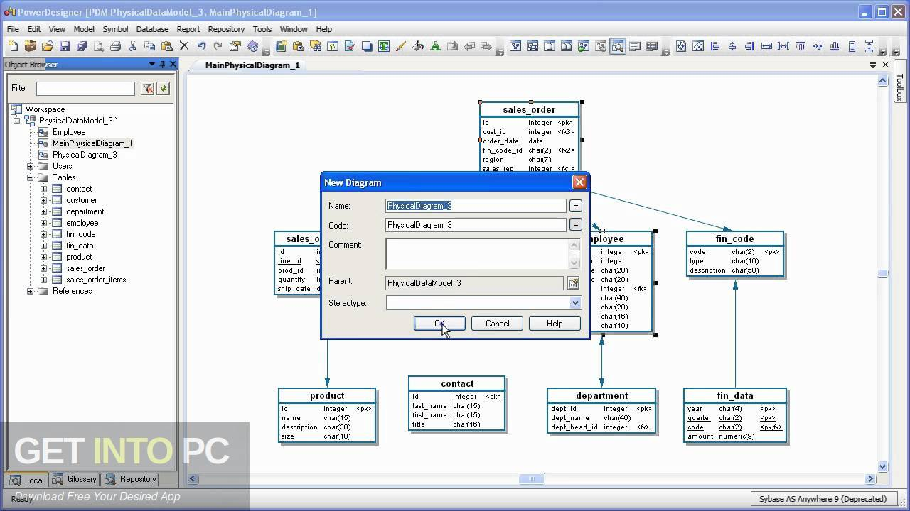 Sap Powerdesigner Free Download Get Into Pc