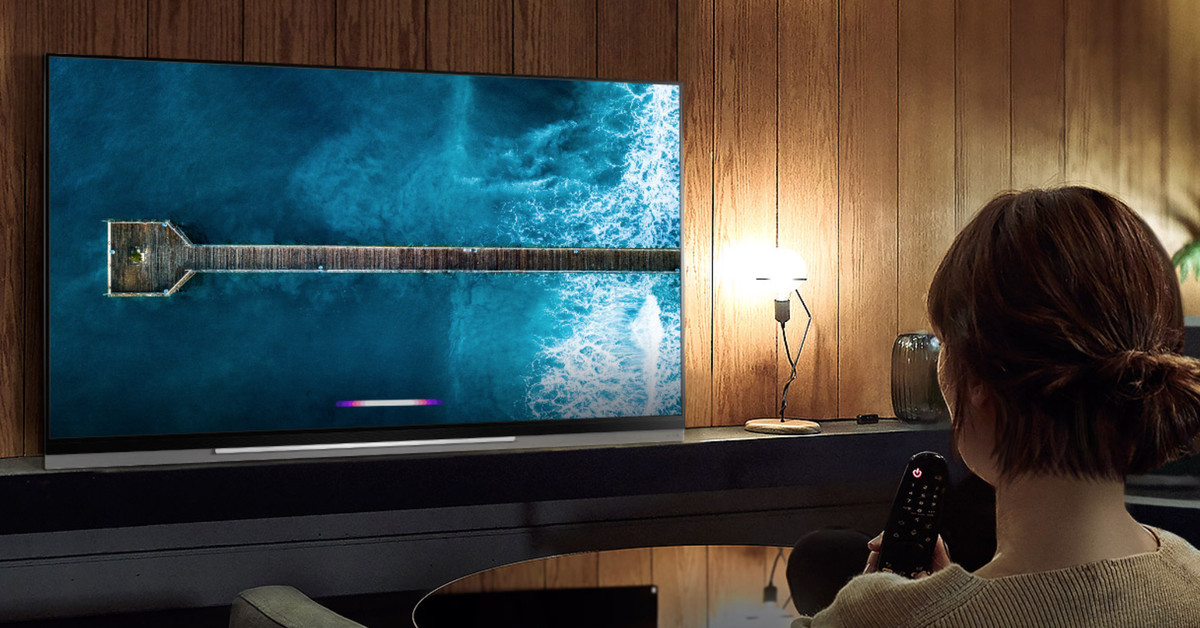 Alexa is coming to LG's 2019 TVs staring this month