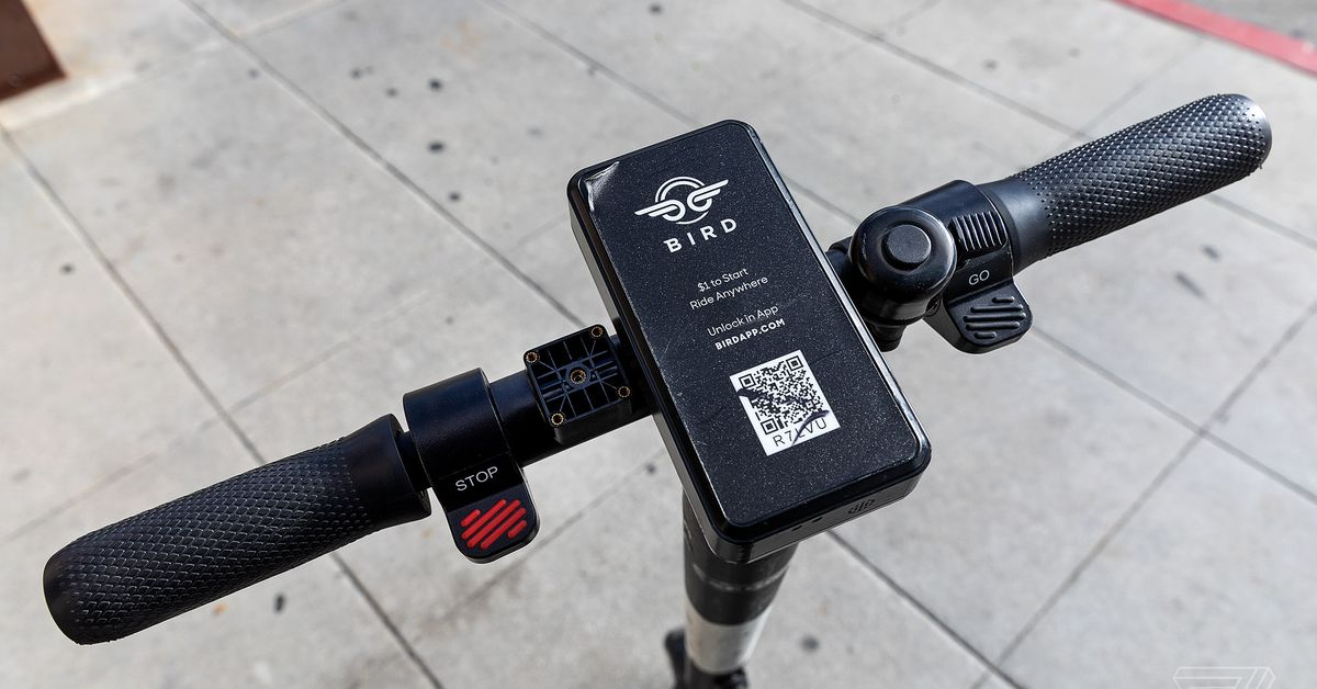 Apple Pay will let you rent a Bird scooter without downloading the app