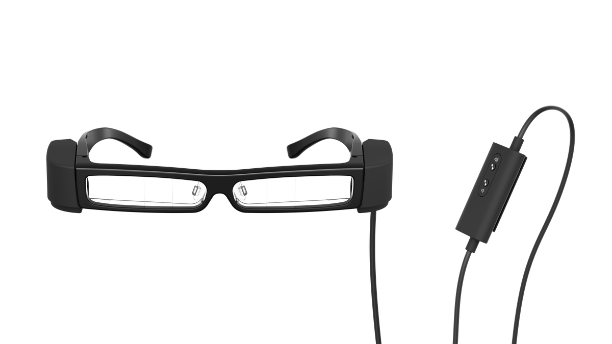 Epson Moverio Augmented Reality Glasses BT-30C