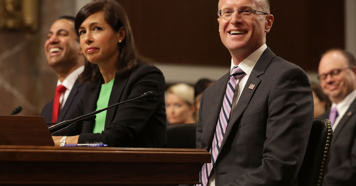 FCC commissioner calls for investigation into Chinese telecoms operating in US networks