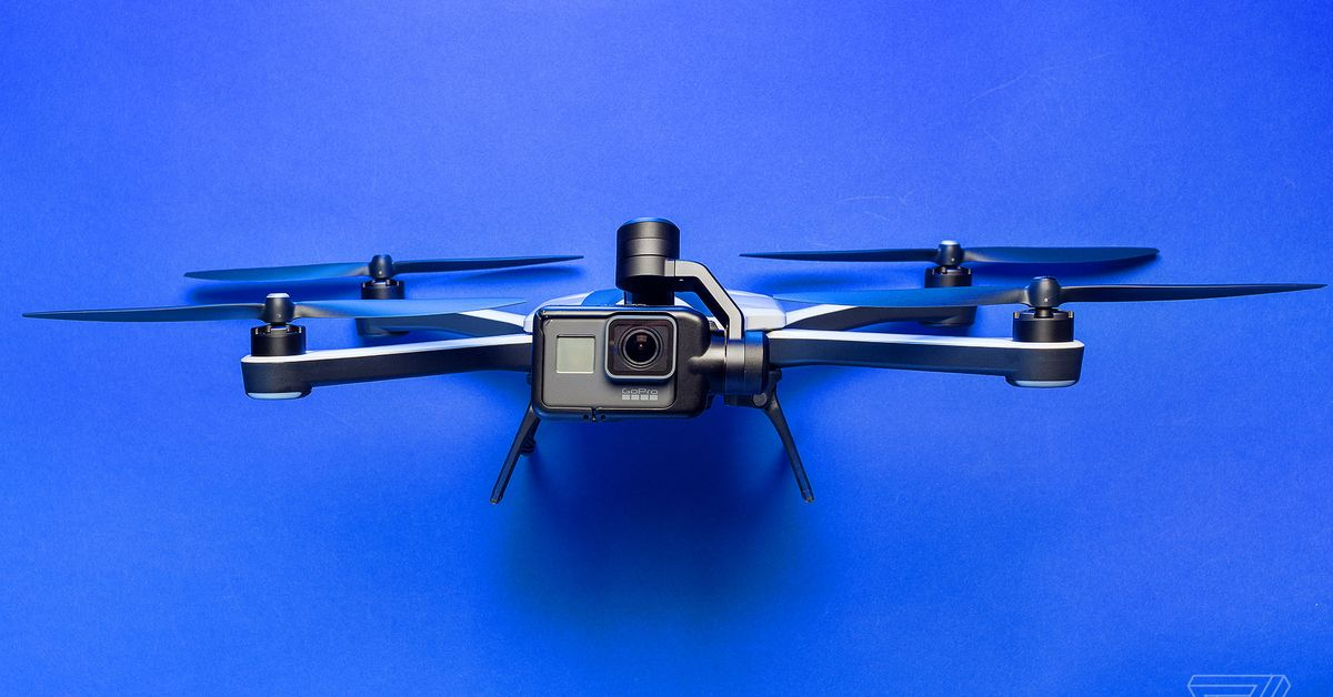 GoPro is finally shaking off the pain of quitting the drone business