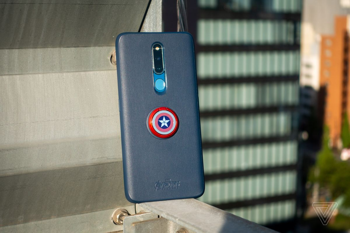 Look at this limited-edition Avengers: Endgame Oppo F11 Pro