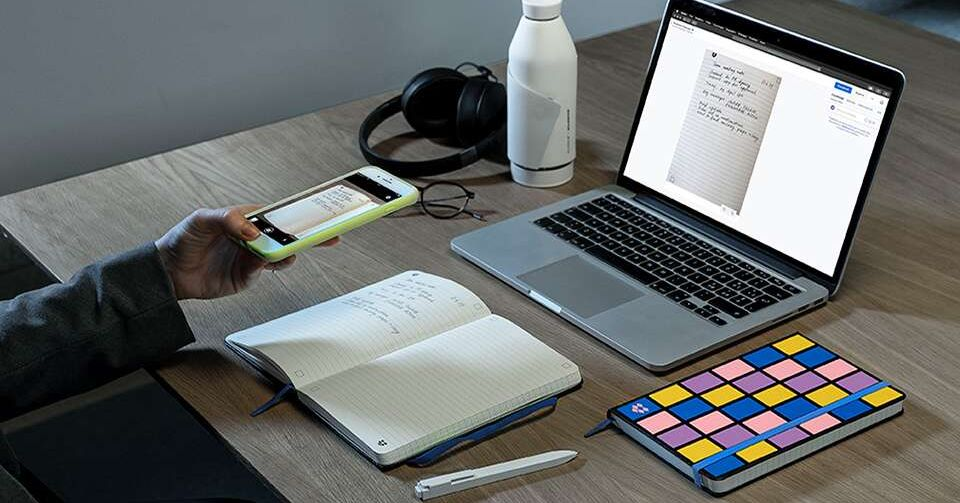 Moleskine's latest smart notebook connects with your Dropbox account