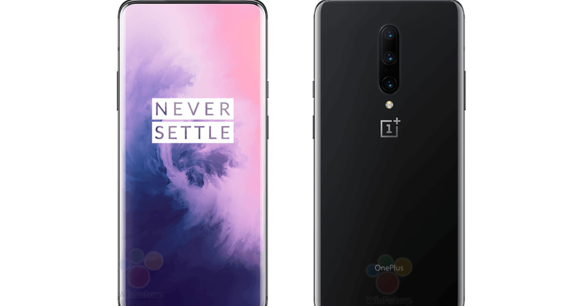 OnePlus 7 Pro leaks show off the bezel-less 'breakthrough' display