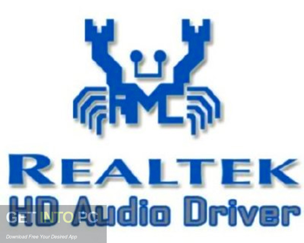 Realtek 2019 High Definition Audio Drivers Download-GetintoPC.com